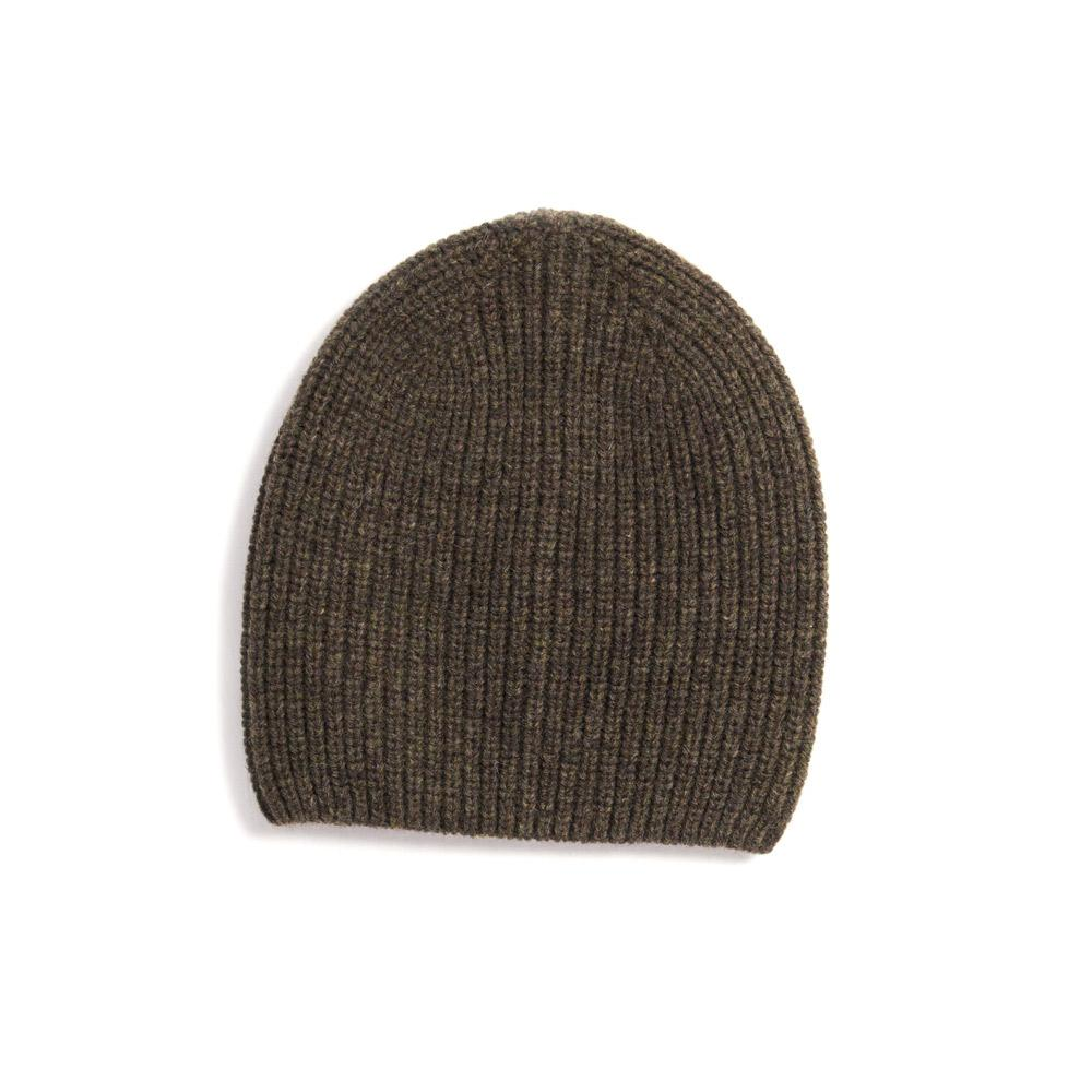 TORE | 1x1 Rib Knit Beanie | Oak | €55 -HANSEN Garments- HANSEN Garments