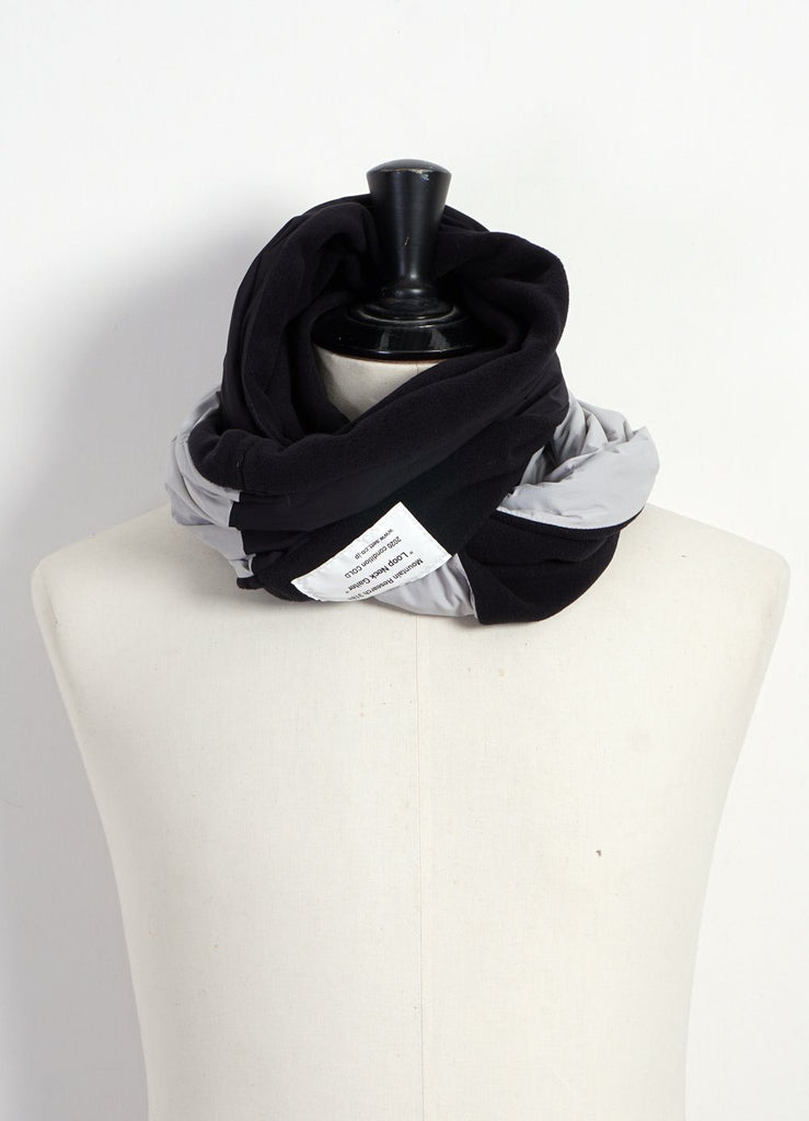 MOUNTAIN RESEARCH - TUBE SCARF | Black - HANSEN Garments