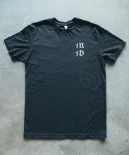 Load image into Gallery viewer, 1Nation1Day Black Tee