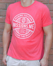 Load image into Gallery viewer, Missions.Me Badge Tee