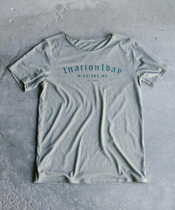 Olive 1Nation1Day Origins Tee