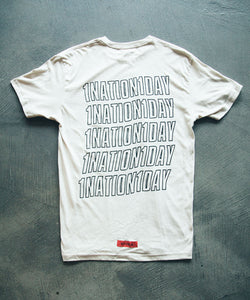 1Nation1Day Sand Tee
