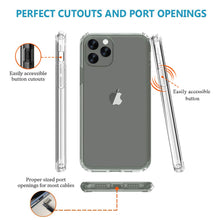Load image into Gallery viewer, iPhone 11 Pro Cases (Transparent)