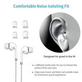 Acoustics in-Ear Wired Earphones with Mic