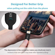 Load image into Gallery viewer, USB A to Lightning 1 Meter iPhone Cable
