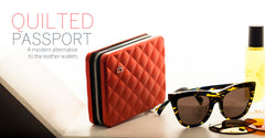 Ogon Designs QUILTED PASSPORT Wallet