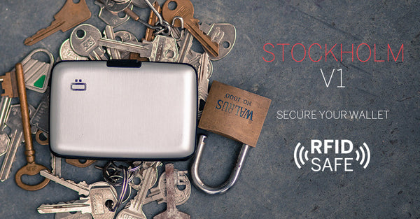 Ogon Designs Original Stockholm Card Size Wallet