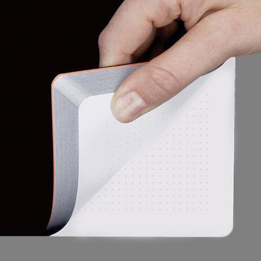 nuuna Small Graphic Dot Grid Notebooks
