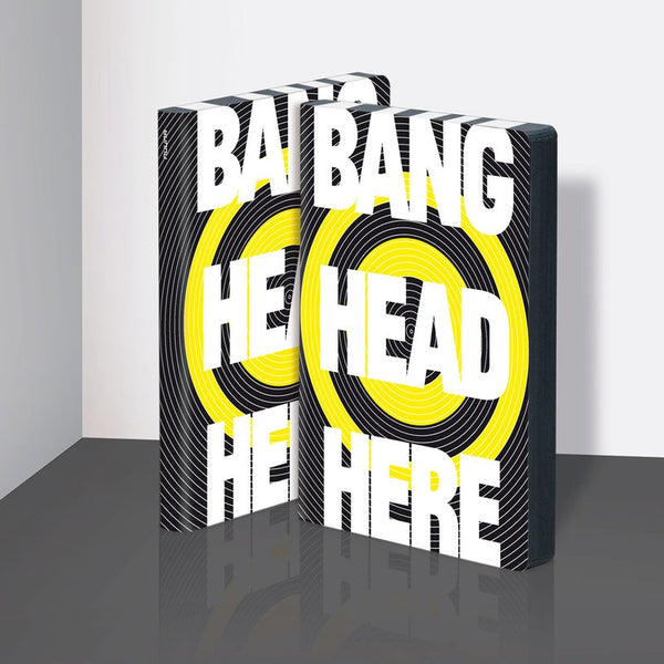 GRAPHIC L BANG HEAD HERE by nuuna