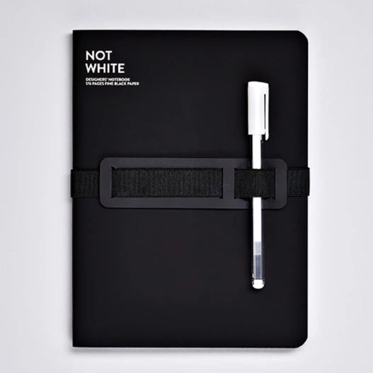 Nuuna Not White Notebook