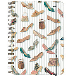 That's Italia Shoes Notebook 2 Pack