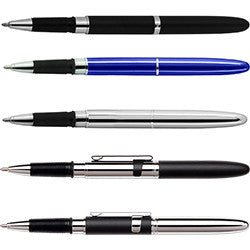 Bullet Grip Space Pen with Stylus