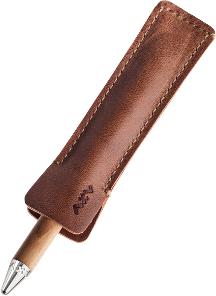 Beta Inkless Leather Pocket Pen