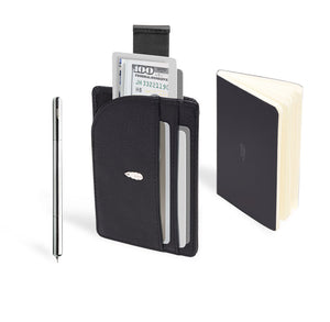 Inscribe Self 3-in-1 Leather Wallet