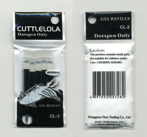 Cuttlelola Dotspen Refill Packs