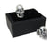 Business Face - Skull Cufflinks