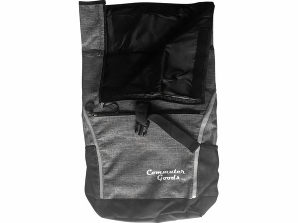 Roll Top Commuter Bag