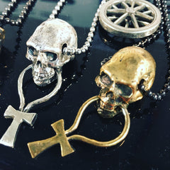 Eternal Legend Skull Onk Pendant
