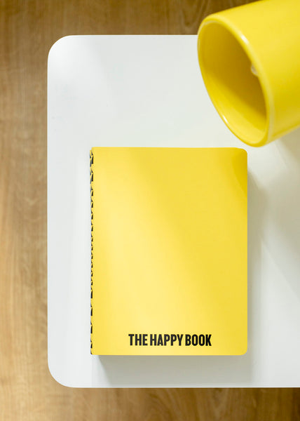 GRAPHIC FAME L THE HAPPY BOOK by nuuna