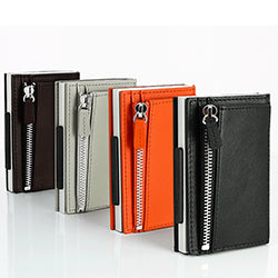 Ogon Designs Cascade Zipper Wallet