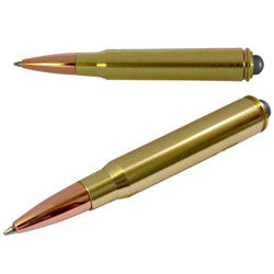 Shaker Bullet Pen with Stylus