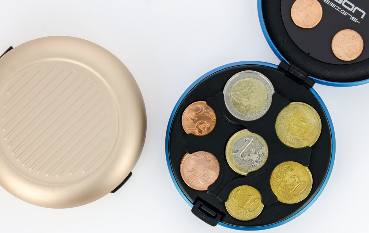 Ogon Designs Euro Coin Dispenser