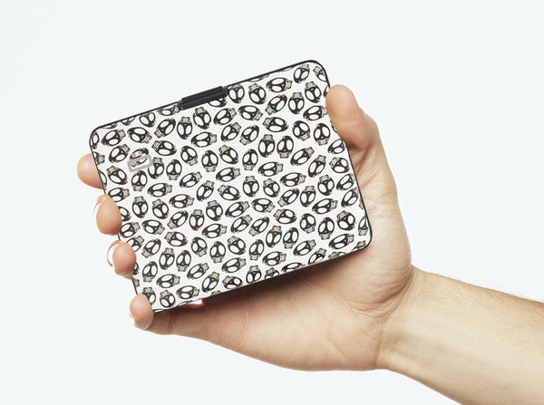 Ogon Designs Printed Big Stockholm Wallet