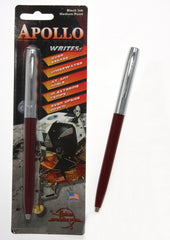 Apollo Space Pen - RETRO - Chrome