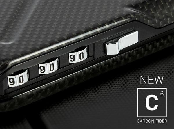 Ogon Designs Carbon Code Wallet