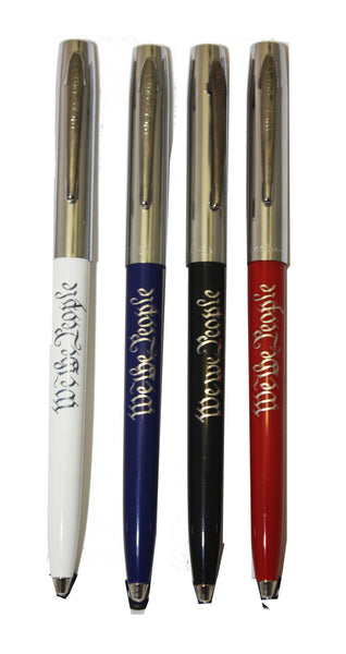 We The People Space Pen
