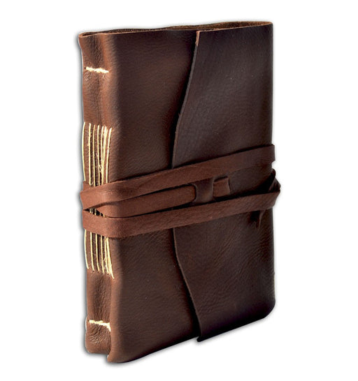 Medioevo Handmade Leather Blank Journal