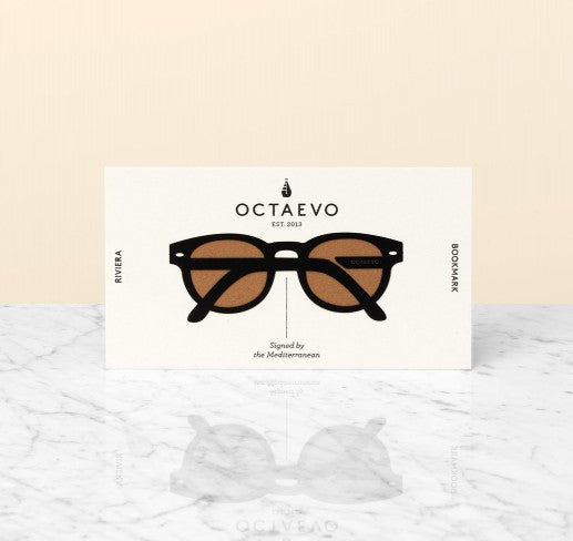 Octaevo RIVIERA BOOKMARK