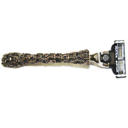 Eternal Legend Bronze Skull Razor Mach3