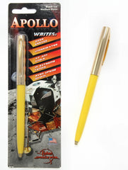 Apollo Space Pen - RETRO - Gold Cap