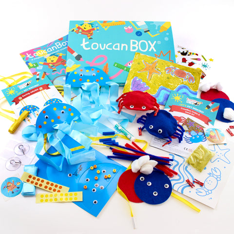 Care for Kids Appeal - Donate a toucanBox