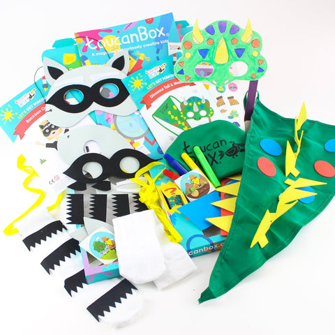 World Book Day Costume Box
