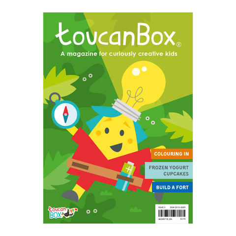 toucanBox STEAM Magazine Issue 5