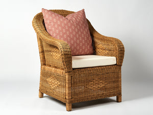 cane wicker chair