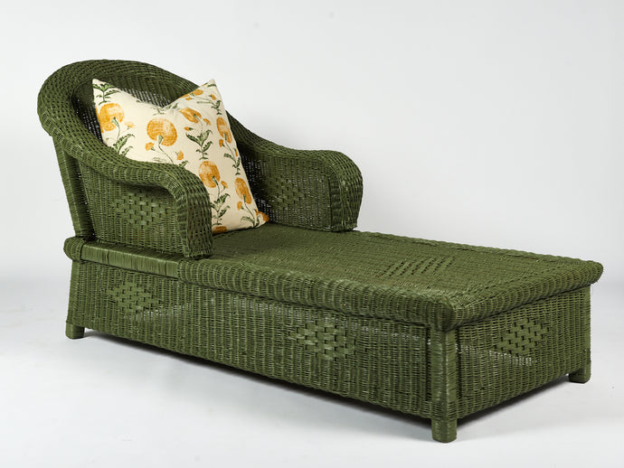 Lounger in Green
