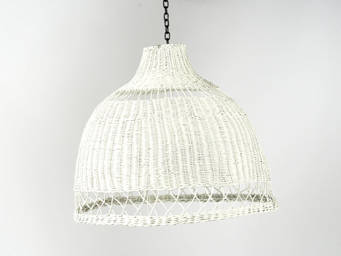 Traditional Pendant Lamp White