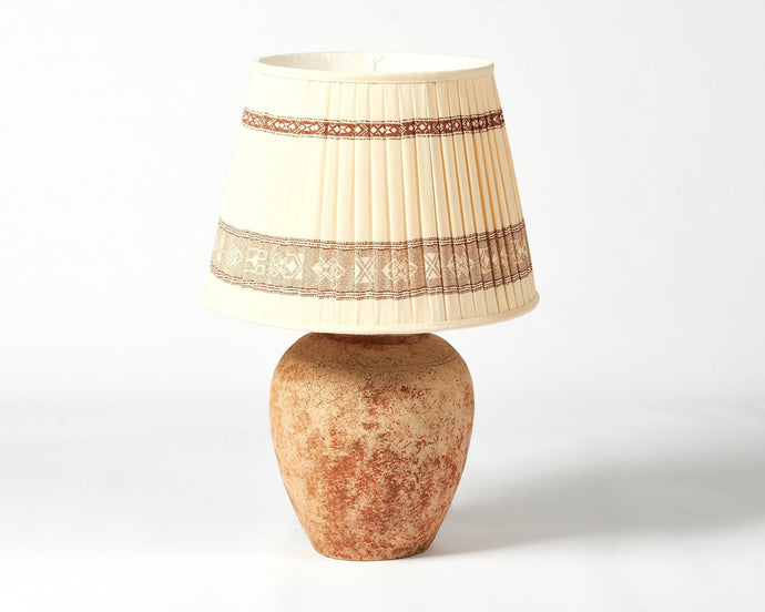 Big Aztec Lampshade
