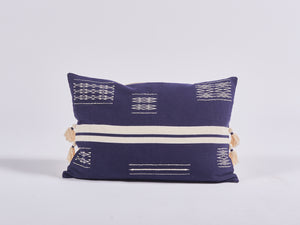 Nagaland Bolster in Navy