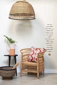 Traditional Pendant Lamp Natural