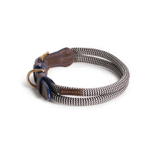 Load image into Gallery viewer, Large Dog Collar in Blue