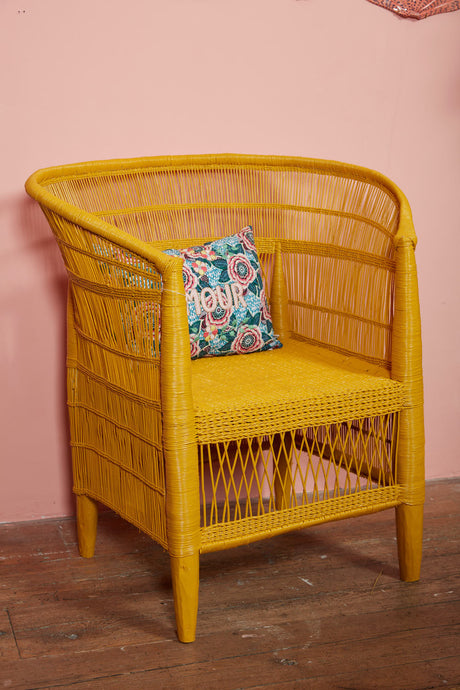 Traditional Single Seater in Ochre