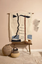 Load image into Gallery viewer, Anywhere the Wind Blows Mohair Rug
