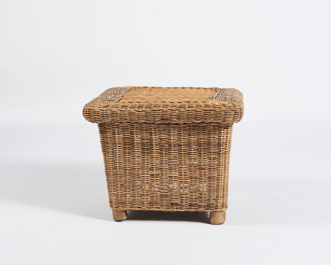 Natural woven stool - Hadeda Limited