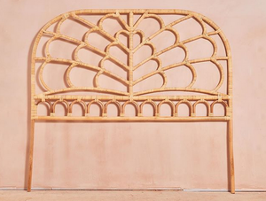 Cane headboard - Hadeda Limited
