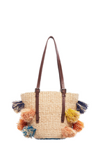 Load image into Gallery viewer, Hawa Rainbow Tote