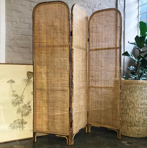Pezula Rattan Screen